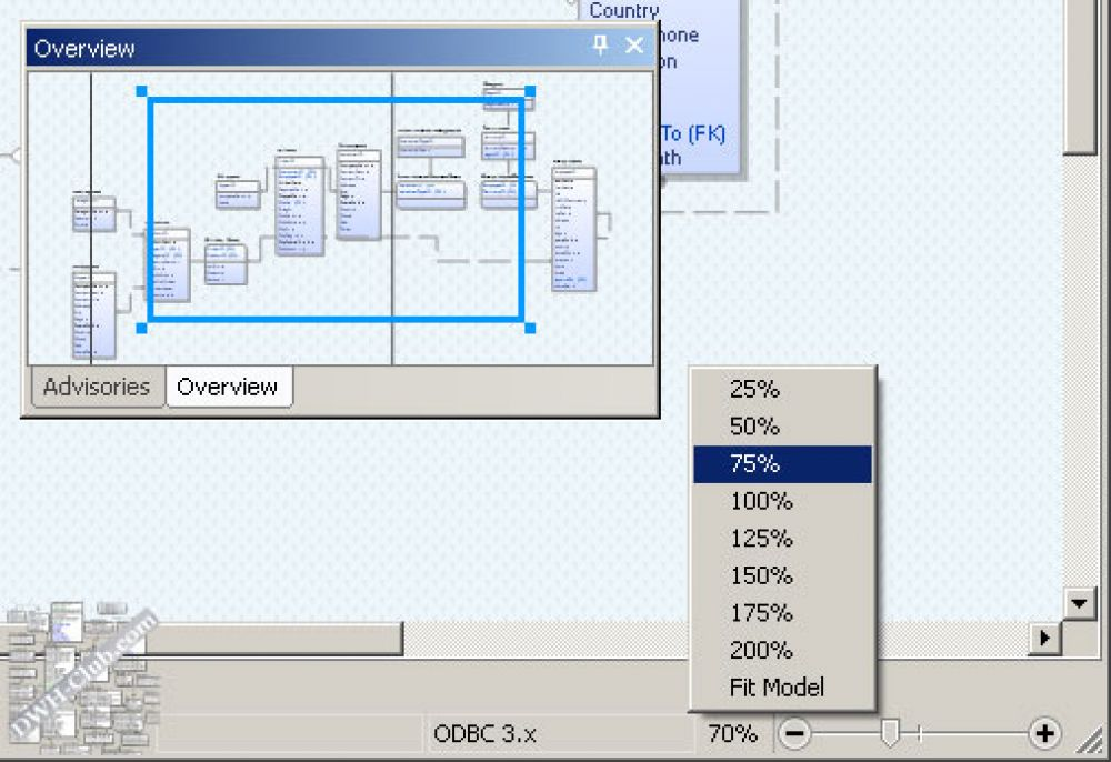 New Features Of Ca Erwin Data Modeler R8 Dwh Club